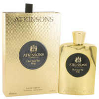 Oud Save The King By Atkinsons 3.3 oz Eau De Parfum Spray for Women