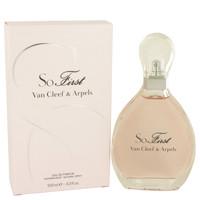 So First By Van Cleef & Arpels 3.3 oz Eau De Parfum Spray for Women