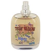 Love Hope Denim By True Religion 3.4 oz Eau De Parfum Spray Tester for Women