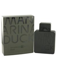 Black By Mandarina Duck 3.4 oz Eau De Toilette Spray for Men