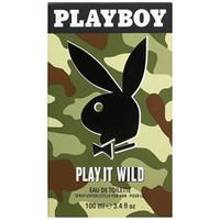 Playboy Play It Wild By Playboy 3.4 oz Eau De Toilette Spray for Men