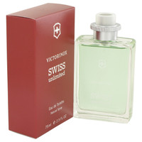 Swiss Unlimited By Victorinox 2.5 oz Eau De Toilette Spray for Men