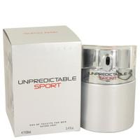 Unpredictable Sport By Glenn Perri 3.4 oz Eau De Toilette Spray for Men