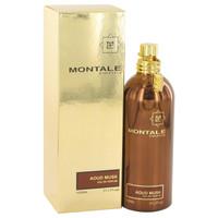 Aoud Musk By Montale 3.3 oz Eau De Parfum Spray for Women