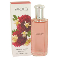 English Dahlia By Yardley 4.2 oz Eau De Toilette Spray for Women