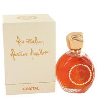 Mon Parfum Cristal By M. Micallef 3.3 oz Eau De Parfum Spray for Women