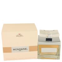 Mondaine By Paris Bleu 3.1 oz Eau De Parfum Spray for Women