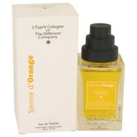 Sienne D'Orange By The Different Company 3 oz Eau De Toilette Spray for Women