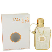 Tag Her By Armaf 3.4 oz Eau De Parfum Spray for Women