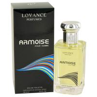 Armoise By Lovance 3.4 oz Eau De Toilette Spray for Men