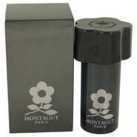 Black By Montagut 1.7 oz Eau De Toilette Spray for Men