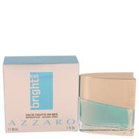 Bright Visit By Azzaro 1 oz Eau De Toilette Spray for Men