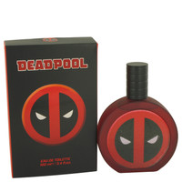 Deadpool By Marvel 3.4 oz Eau De Toilette Spray for Men