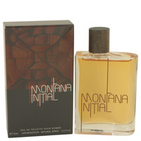 Initial By Montana 2.5 oz Eau De Toilette Spray for Men