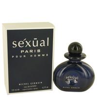 Sexual Paris By Michel Germain 4.2 oz Eau De Toilette Spray for Men