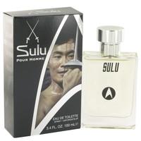 Sulu By Star Trek 3.4 oz Eau De Toilette Spray for Men
