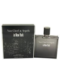 Van Cleef In New York By Van Cleef & Arpels 4.2 oz Eau De Toilette Spray for Men
