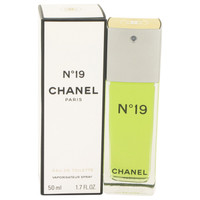 Chanel 19 By Chanel 1.7 oz Eau De Toilette Spray for Women