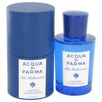 Blu Mediterraneo Ginepro Di Sardegna By Acqua Di Parma 2.5 oz Eau De Toilette Spray Unisex