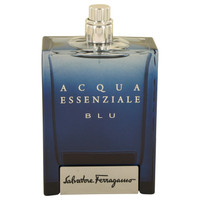 Acqua Essenziale Blu By Salvatore Ferragamo 3.4 oz Eau De Toilette Spray Tester for Men