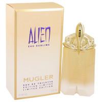 Alien Eau Sublime By Thierry Mugler 2 oz Eau De Toilette Spray for Women