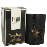 Angel Pure Tonka By Thierry Mugler 3.4 oz Eau De Toilette Spray for Men