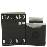 Italiano Nero By Armaf 3.4 oz Eau De Toilette Spray for Men