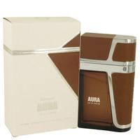 Aura By Armaf 3.4 oz Eau De Parfum Spray for Men