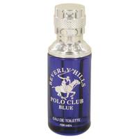 Beverly Hills Polo Club Blue By Beverly Fragrances 1 oz Eau De Toilette Spray for Men
