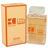 Boss Orange Feel Good Summer By Hugo Boss 3.3 oz Eau De Toilette Spray for Men