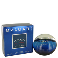 Aqua Atlantique By Bvlgari 3.4 oz Eau De Toilette Spray for Men