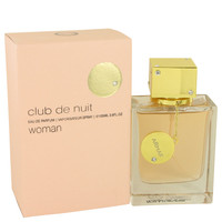 Club De Nuit By Armaf 3.6 oz Eau De Parfum Spray for Women