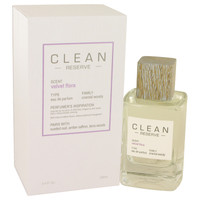 Velvet Flora By Clean 3.4 oz Eau De Parfum Spray for Women