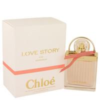 Love Story Eau Sensuelle By Chloe 1.7 oz Eau De Parfum Spray for Women