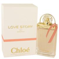 Love Story Eau Sensuelle By Chloe 2.5 oz Eau De Parfum Spray for Women