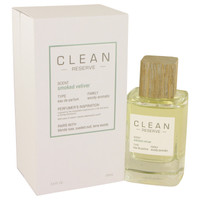 Smoked Vetiver By Clean 3.4 oz Eau De Parfum Spray for Women