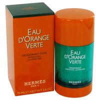 Eau D'Orange Verte By Hermes 2.5 oz Deodorant Stick Unisex