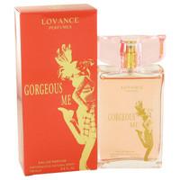 Gorgous Me By Lovance 3.4 oz Eau De Toilette Spray for Women
