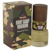 Boot Camp Warrior Rank & File By Kanon 3.4 oz Eau De Toilette Spray for Men