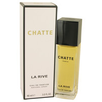 Chatte By La Rive 3 oz Eau De Parfum Spray for Women