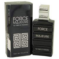 Force Majeure By La Rive 3.3 oz Eau De Toilette Spray for Men