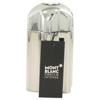 Emblem Intense By Mont Blanc 3.4 oz Eau De Toilette Spray Tester for Men