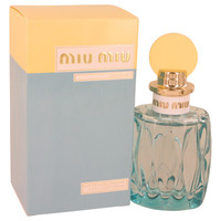 L'Eau Bleue By Miu Miu 3.4 oz Eau De Parfum Spray for Women
