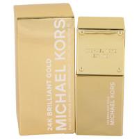 24K Brilliant Gold By Michael Kors 1 oz Eau De Parfum Spray for Women