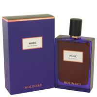 Musc By Molinard 2.5 oz Eau De Parfum Spray Unisex