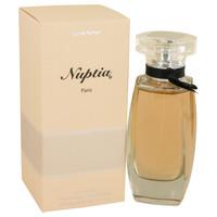 Nuptia By Paris Bleu 3.3 oz Eau De Parfum Spray for Women
