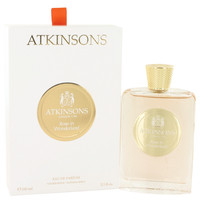 Rose In Wonderland By Atkinsons 3.3 oz Eau De Parfum Spray for Women