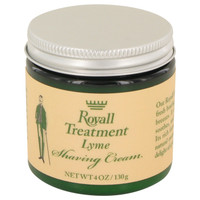 Royall Lyme By Royall Fragrances 4 oz Shaving Cream for Men