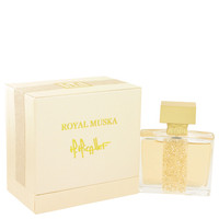 Royal Muska By M. Micallef 3.3 oz Eau De Parfum Spray Unisex