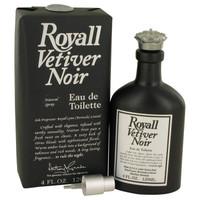 Royall Vetiver Noir By Royall Fragrances 4 oz Eau De Toilette Spray for Men